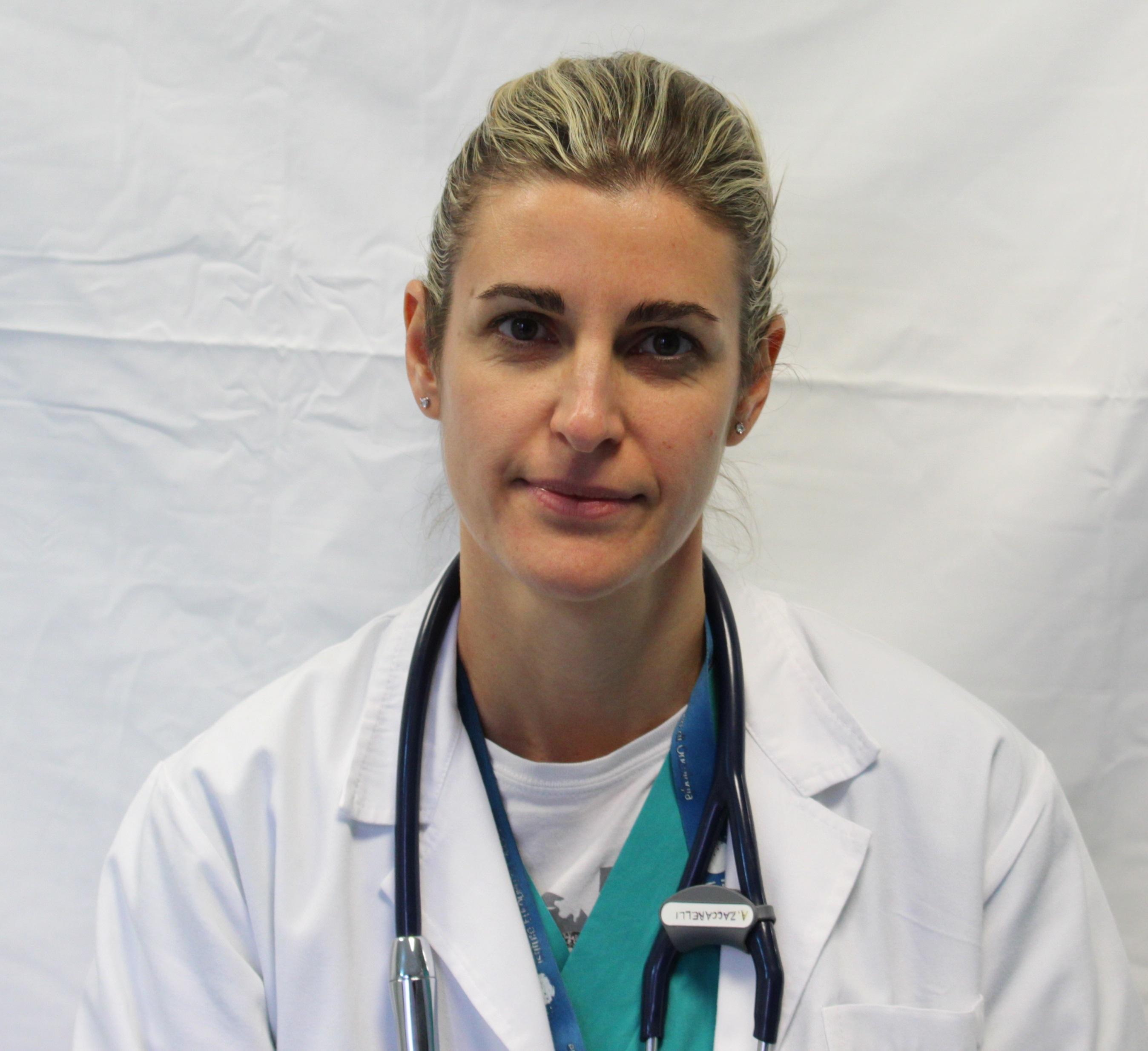 Dr.ssa Alessandra Zaccarelli